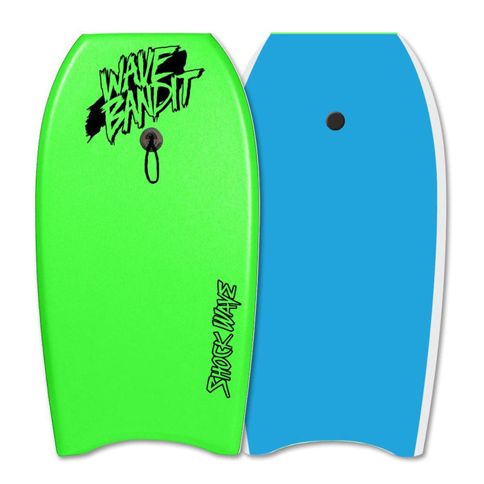 "Wave Bandit Shockwave  42""-Neon Green"