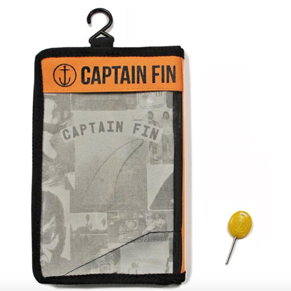 Captain Fin Christenson Futures Tri/Quad Fin Set-Medium