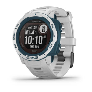 Garmin Instinct Solar Surf Edition Watch-Cloudbreak