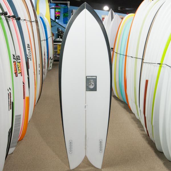 "Christenson Fish PU/Poly 5'0"" (Blem)"