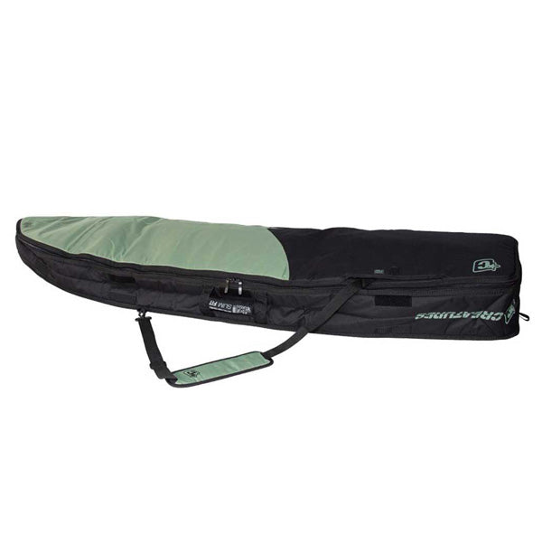 Creatures Retro Double Bag-Slate/Black-6'7""