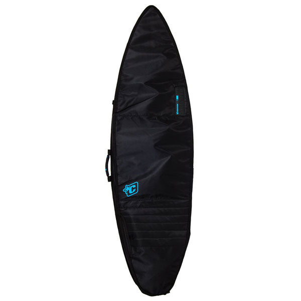 Creatures Shortboard Day Use Bag-Black Edition-6'3""