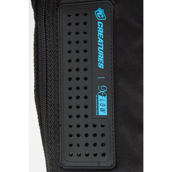 Creatures Shortboard Day Use Bag-Black Edition-6'0""
