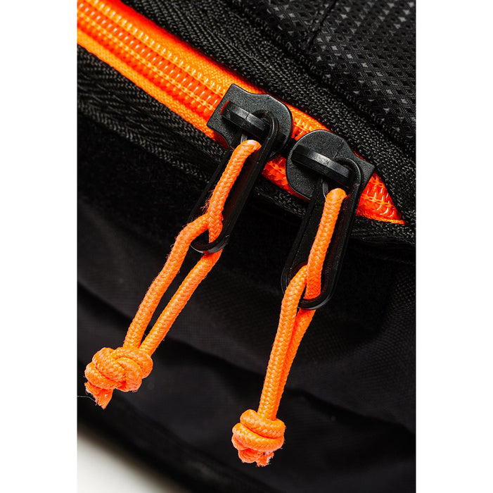 Creatures Fish Travel Bag-Army/Orange-6'7""