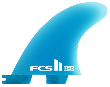 FCS II DH PG Tri/Quad Fin Set-Medium