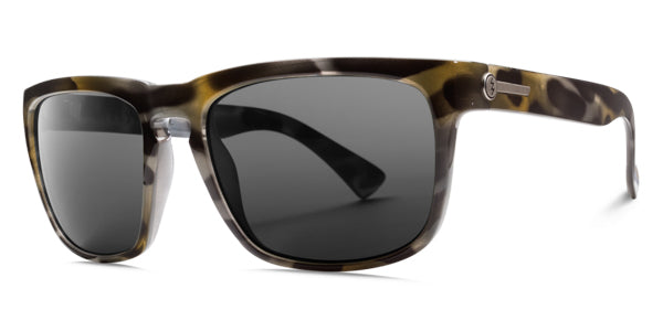 Electric Knoxville Sunglasses-Tort Grey/Grey