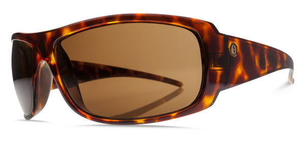 Electric Charge XL Sunglasses-Tort Shell/Bronze