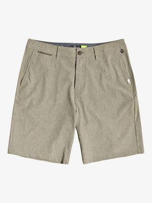 Quiksilver Union Heather Amphibian 20 Shorts-Kalamata