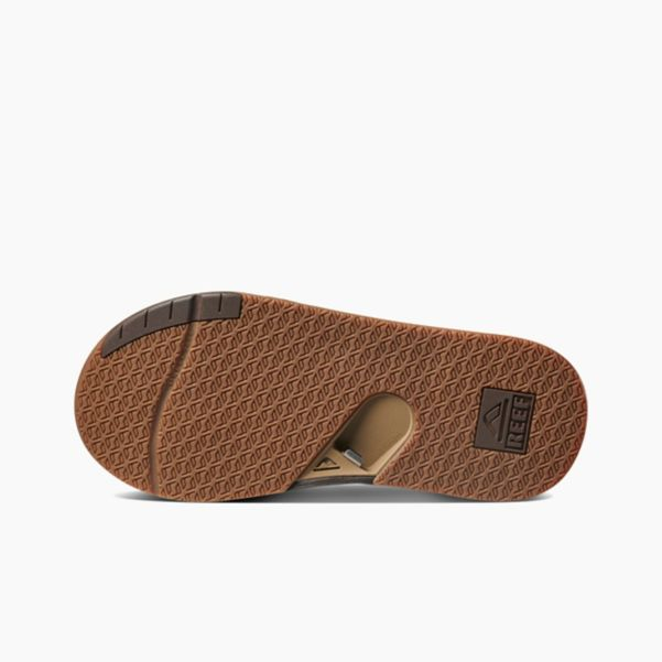 aa5bd399fe7e Reef Fanning Low Sandal-Brown — REAL Watersports
