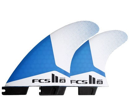 FCS II JS PC Tri/Quad Fin Set-Medium
