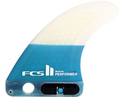FCS II Performer PC Single Fin-Large
