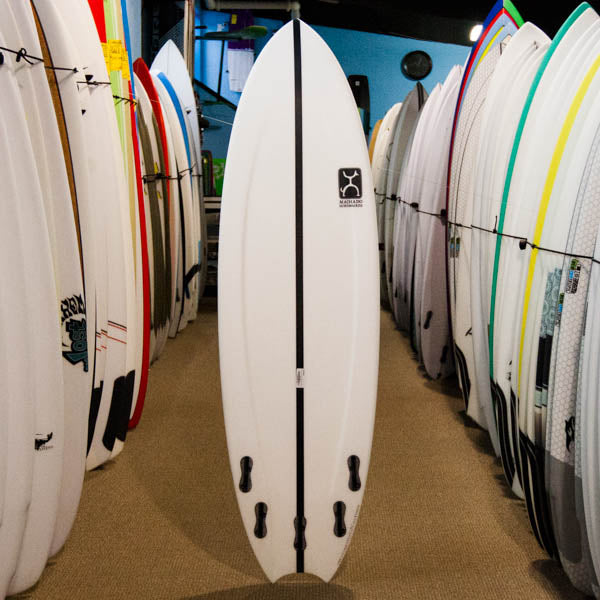 Machado Moonbeam Firewire LFT 5'10""