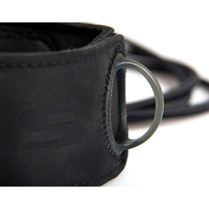 FCS Freedom Leash-6'-Black