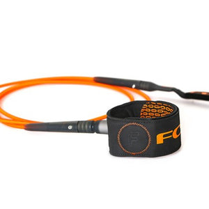 FCS Freedom Leash-6'-Orange