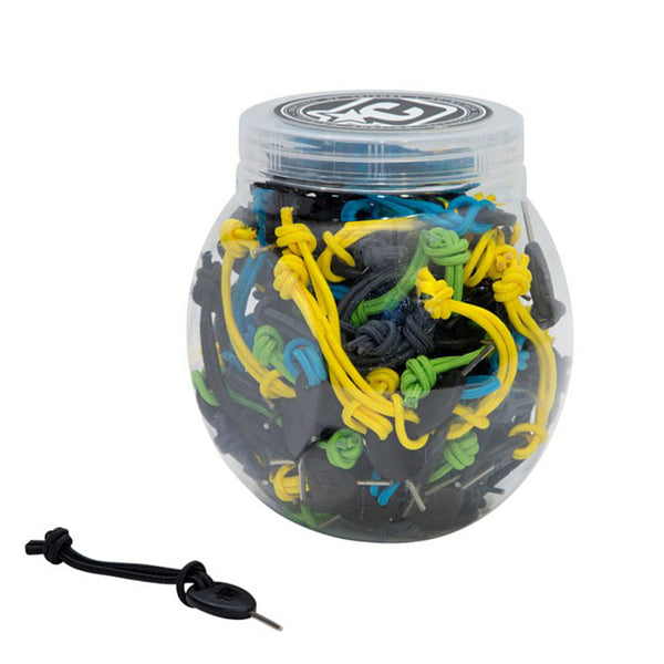 Creatures Fin Key With Leash String