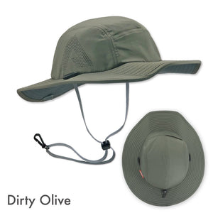 Shelta Firebird V2 Hat-Dirty Olive