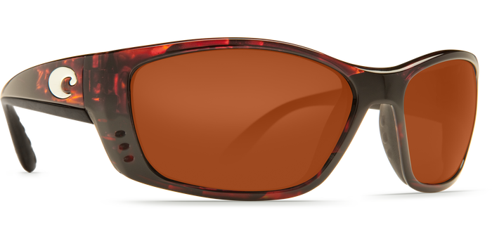 Costa Fisch Sunglasses-Tort/Copper 580P
