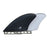 Futures K2 Fiberglass Twin Fin Set-Black