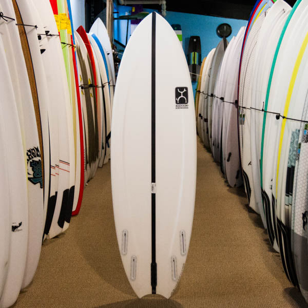 Machado Moonbeam Firewire LFT 5'5""