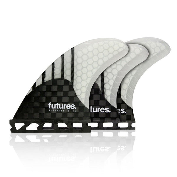 Futures F6 Generation Tri/Quad Fin Set-Medium