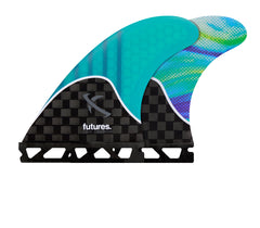 Futures Lost Generation Tri Fin Set-Medium
