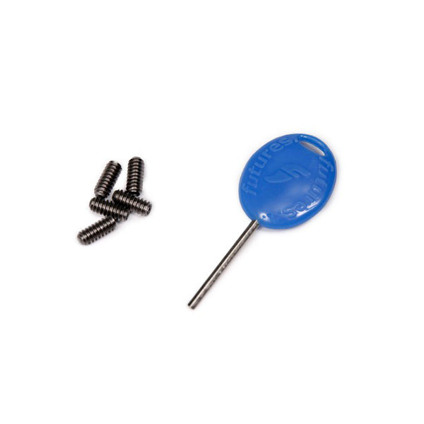 Futures Replacement Screws and Key