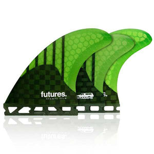 Futures Stamp Generation Tri/Quad Fin Set-Medium