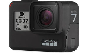 GoPro HERO7 Black Edition Camera with SD Card