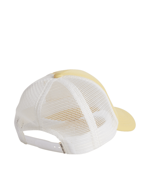 Billabong Ohana Hat-Pale Yellow