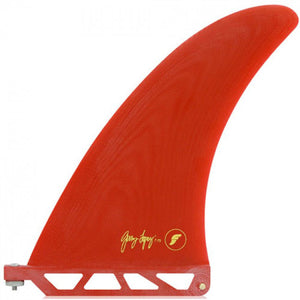 "Futures Gerry Lopez Single Fin-7.75""-Red"