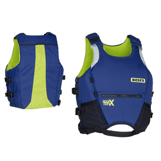 ION Booster X Vest-Blue