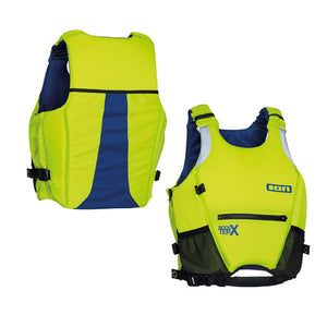 ION Booster X Vest-Lime