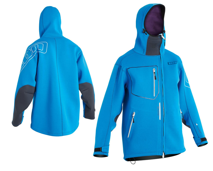 ION Shelter Jacket-Blue