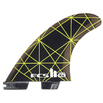 FCS II KA PC Tri Fin Set-Small