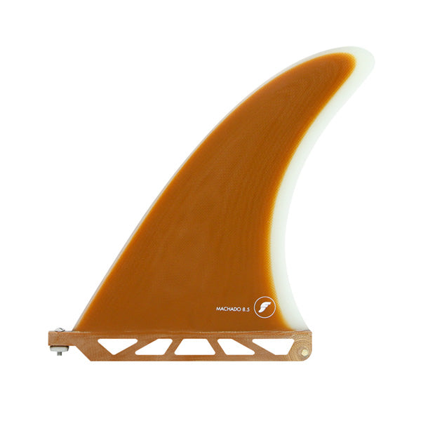 "Futures Rob Machado Single Fin-8.5""-Rust/Clear"