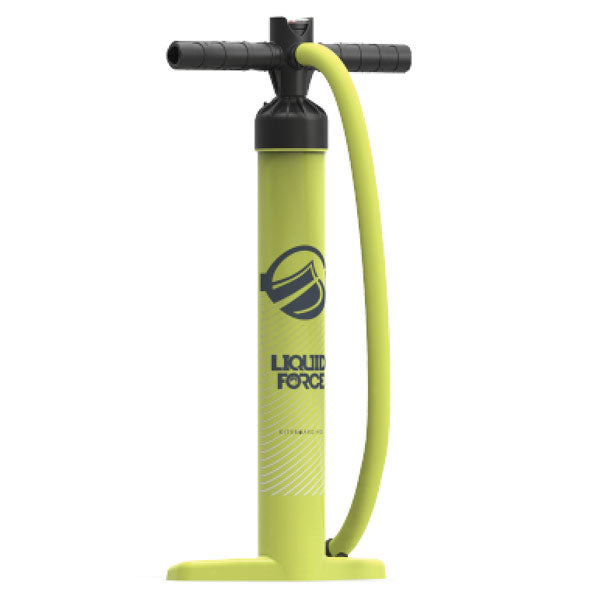 Liquid Force Kite/SUP High PSI Tall Pump-2L-Yellow