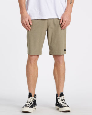 Billabong Crossfire Shorts-Khaki