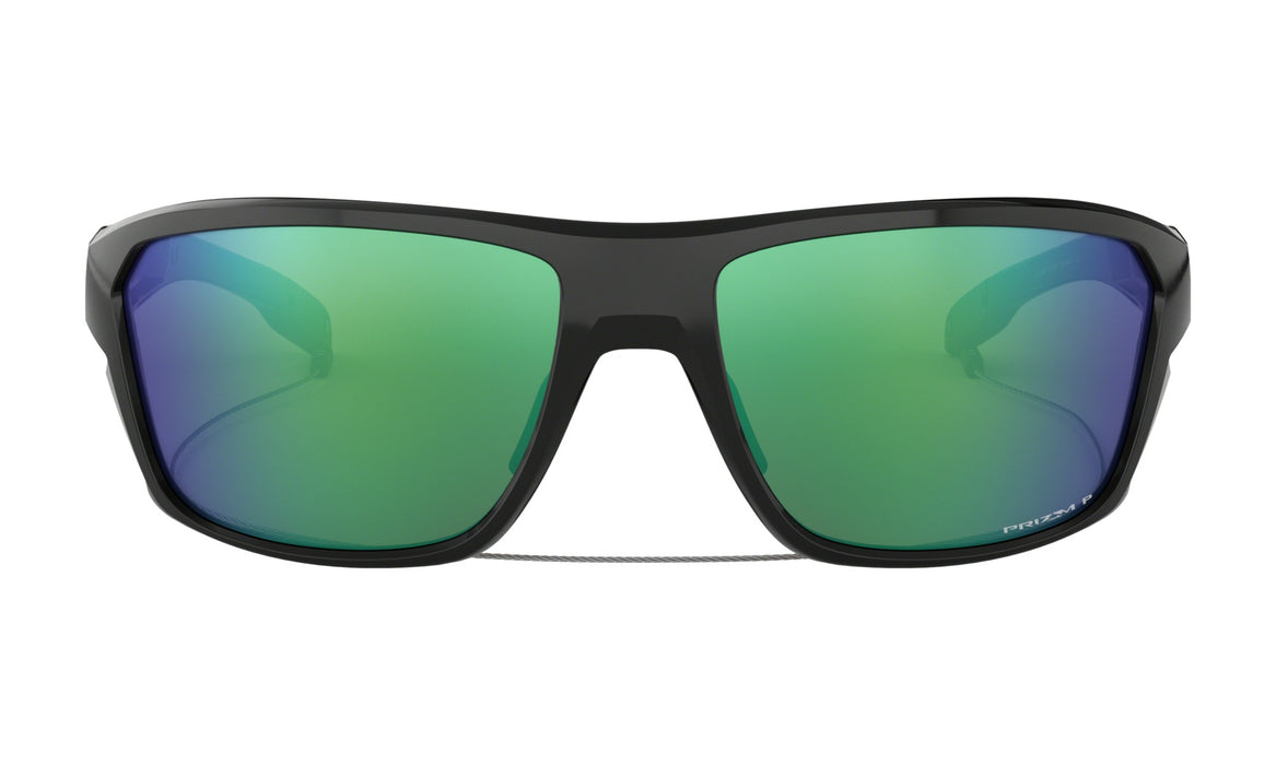 Oakley Split Shot Sunglasses-Black/Prizm Shallow H2O Polar