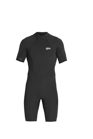 Xcel Comp X Neostretch 1/0.5mm BZ S/S Springsuit-Black