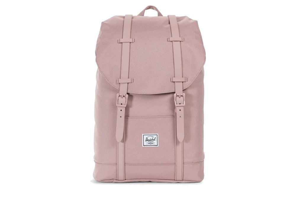 watch united states factory authentic Herschel Retreat Mid Backpack-Ash Rose — REAL Watersports