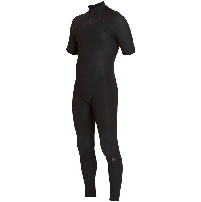 Billabong 202 Absolute Comp CZ S/S Wetsuit-Black