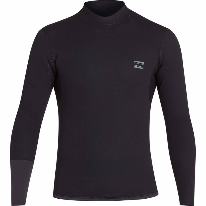 Billabong 202 Revolution Dbah L/S Top-Black Sands