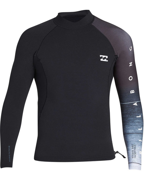 Billabong 101 Pro Series L/S Top-Black Fade