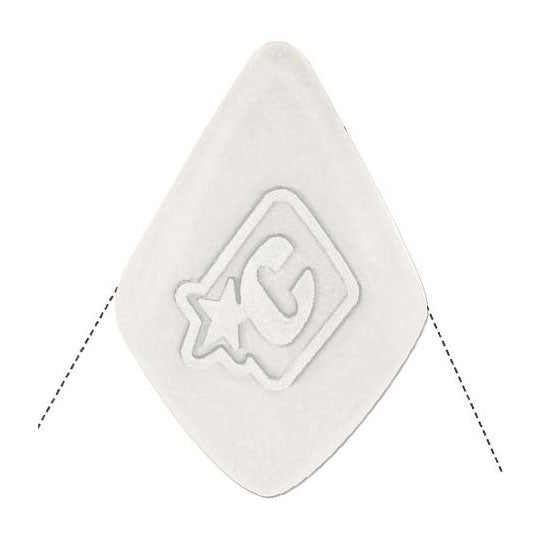 Creatures Surfboard Nose Protector -White