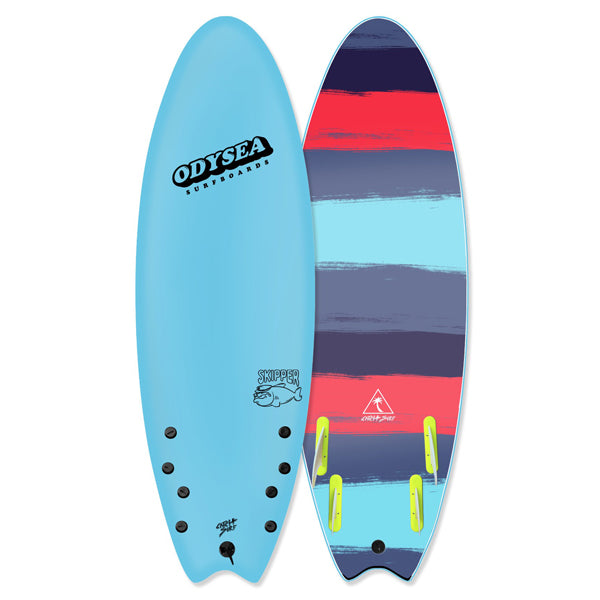 "Catch Surf Skipper 5'6""-Cool Blue"