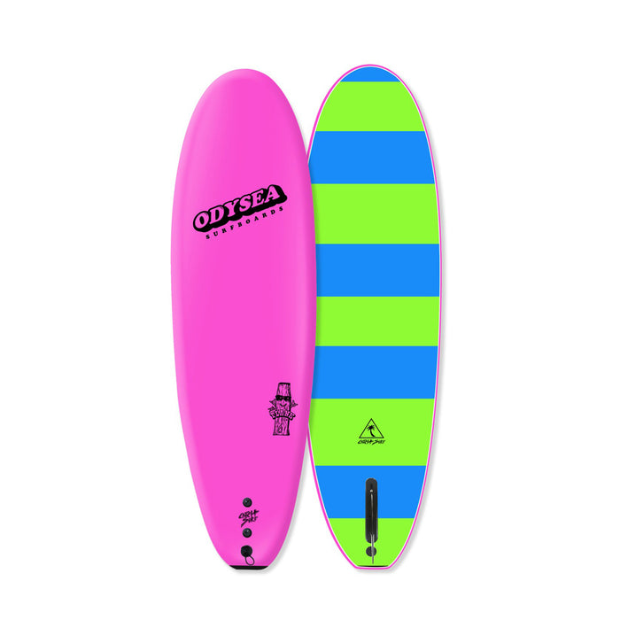 "Catch Surf Plank 6'0""-Hot Pink"