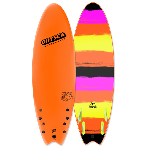 "Catch Surf Skipper 6'0""-Sportif Orange"