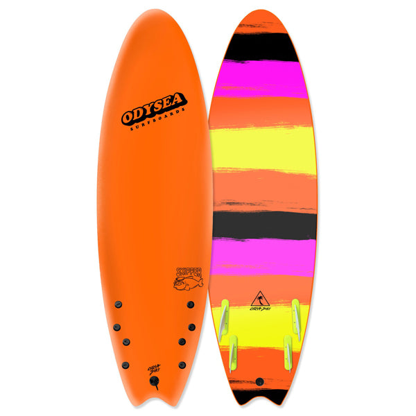 "Catch Surf Skipper 6'6""-Sportif Orange"