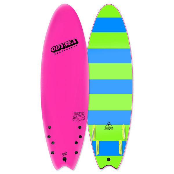 "Catch Surf Skipper 6'6""-Hot Pink"