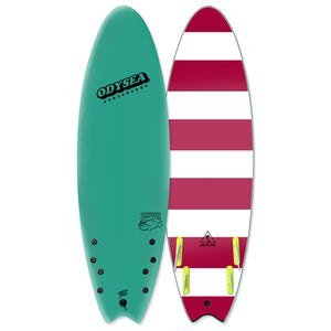 "Catch Surf Skipper 6'6""-Turquoise"
